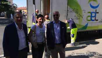 Al via l'installazione dei nuovi contenitori per la differenziata a Ciampino - Il Caffè.tv