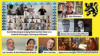 Feest van de Vlaamse Gemeenschap gaat dit jaar virtueel door - Het Belang van Limburg