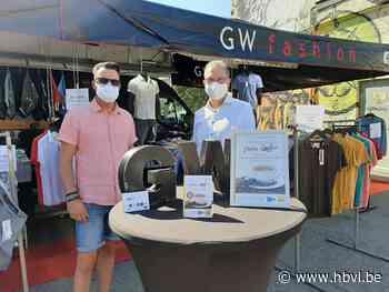 Wekelijkse marktdag met gratis koffie in Bilzen - Het Belang van Limburg