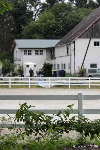 Quickborn: Betreiber des Reiterhofs wurde umgebracht - NDR.de