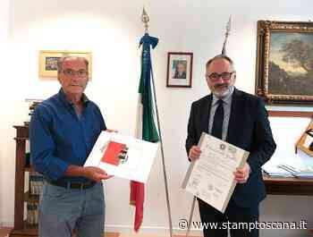 Mattarella ha concesso la bandiera alla città di Quarrata - StampToscana