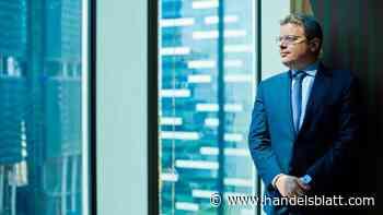 """Fabrizio Campelli: Strategiechef der Deutschen Bank: """"So etwas wie den Fall Wirecard braucht wirklich niemand"""""""