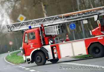 Möglicherweise Brandstiftung in Marl: Container geht an der Robert-Koch-Straße in Flammen auf - Marl - Lokalkompass.de