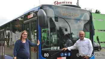 Busfahren in Delmenhorst soll sexyer werden - noz.de - Neue Osnabrücker Zeitung