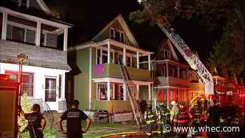 Weaver Street house fire ruled arson