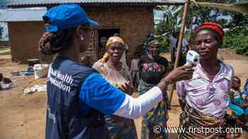 WHO declares the end of the second deadliest outbreak of Ebola in Congo - Firstpost