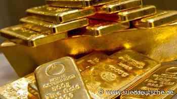 Große Nachfrage nach Gold: Rekordbestand bei Deutscher Börse - Süddeutsche Zeitung