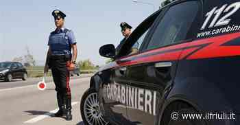 Evade dai domiciliari ad Aviano, ma i Carabinieri lo arrestano - Il Friuli