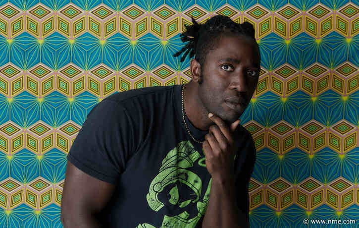 "Kele Okereke ""questions the idea of race and education in Britain"" on new track 'Melanin'"