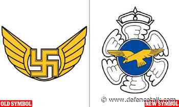 Finland's Air Force Quietly Drops Swastika From Emblem