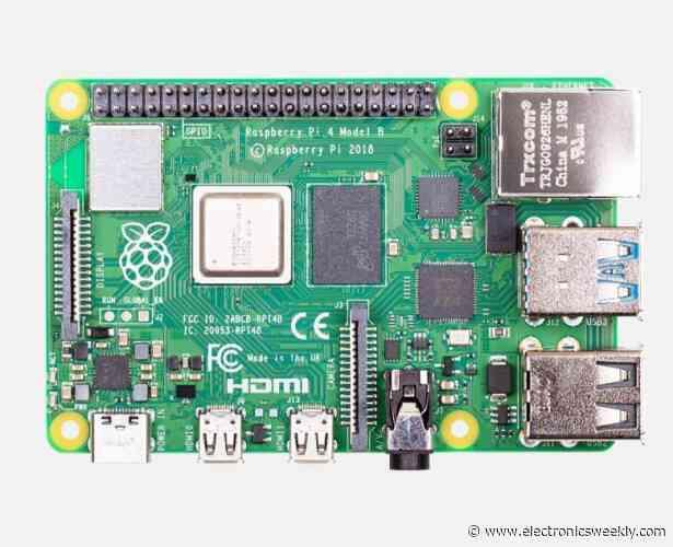 Raspberry Pi adds Khronos vision API