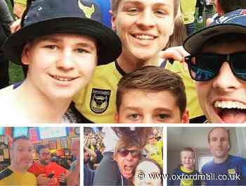 OXFORD UNITED: Meet the fans watching Portsmouth play-off from across the world