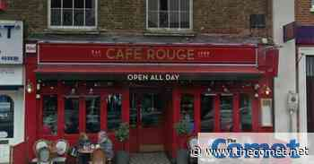 Hitchin Café Rouge to permanently close as owners fall into administration