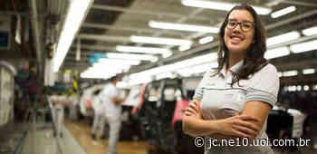 Engenheira pernambucana vai comandar fábrica da Jeep em Goiana (PE)Engenheira pernambucana vai comandar fábrica da Jeep em Goiana (PE) - JC Online