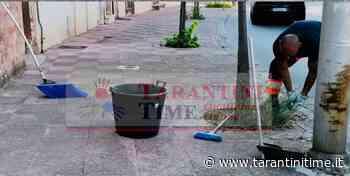 Grottaglie ON: con il servizio di igiene urbana raggiunto un altro punto del programma • Tarantini Time - Tarantini Time