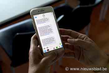 Meer dan 40.000 Alert-sms'jes verstuurd als test