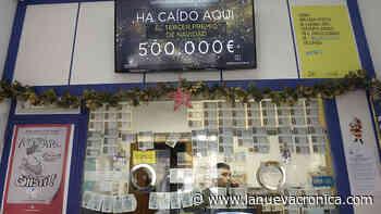 La Lotería Nacional sonríe a La Bañeza y San Andrés del Rabanedo - La Nueva Cronica