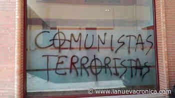 IU y PCE denuncian de San Andrés denuncian un ataque contra su sede - La Nueva Cronica