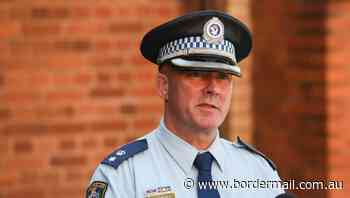 Police are investigating an armed robbery in central Albury involving a knife - The Border Mail