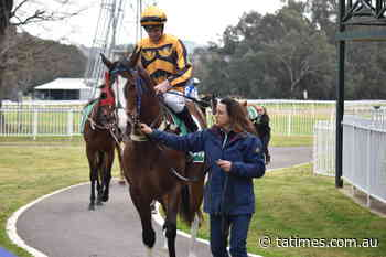 Taliano edged in Albury - Tumut and Adelong Times
