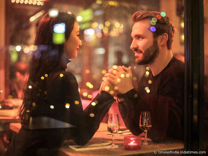The beauty of first dates!