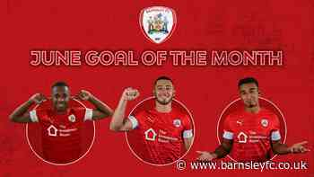 Cast your vote for June's Goal of the Month