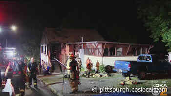 House Fire In Butler Sends One Person To The Hospital