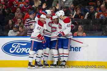 """Could Habs """"Finnish Line"""" All Make Olympic Team in 2022?"""