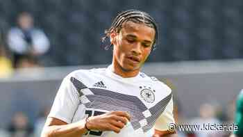 Sané bekommt bei Bayern die Rückennummer 10