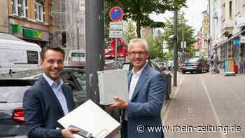 Klimaschutz in Koblenz: Drei geförderte Smart-City-Projekte machen große Fortschritte - Rhein-Zeitung
