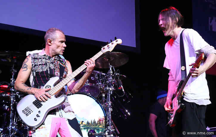 Former Red Hot Chili Peppers guitarist Josh Klinghoffer reunites with Flea on new single