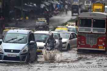 Heavy rain lashes Mumbai: Orange alert issued by IMD for next 48 hrs