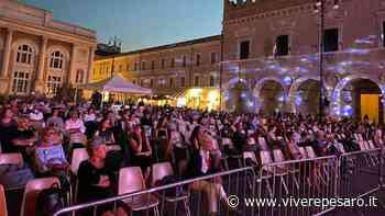 Popsophia: in piazza del Popolo il primo festival italiano dell'era post-covid con pubblico e ospiti dal vivo - Vivere Pesaro