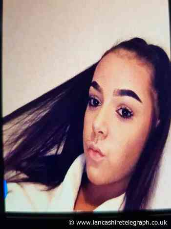 Teenage girl missing since leaving her home yesterday lunchtime