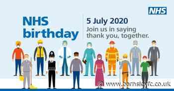 NHS Birthday Celebrations