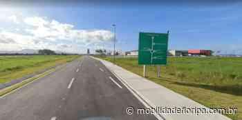 Acidente entre veículos e queda de árvore interdita BR-101 em Tijucas - Mobilidade Floripa