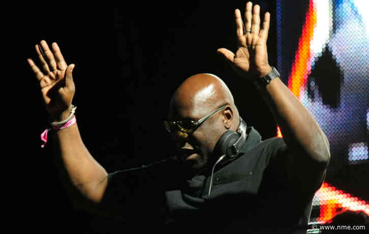 "DJ Carl Cox says illegal raves are ""happening out of frustration"""