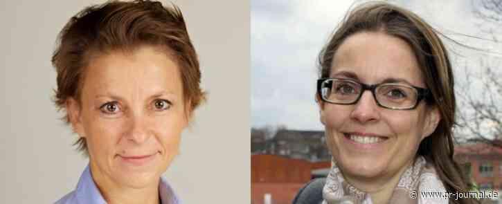 Rat wird weiblicher: DPRG entsendet Sabine Clausecker und Elke Kronewald