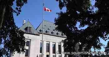Supreme Court dismisses Indigenous appeal of Trans Mountain pipeline approval - Squamish Chief