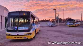 Levantaron el paro de micros urbanos en Santa Rosa - La Pampa La Arena
