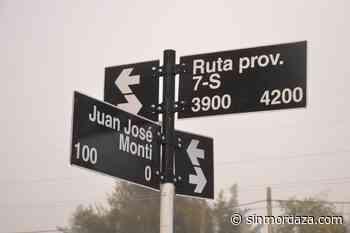Nombran 'Juan José Monti' a una calle del barrio Santa Rosa - Sin Mordaza