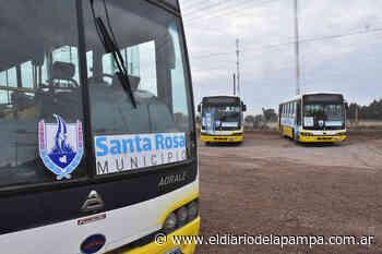 Se levantó el paro del transporte en Santa Rosa - El Diario de la Pampa