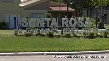 El joven de Santa Rosa de Calchines recibió el alta por covid - Aire de Santa Fe