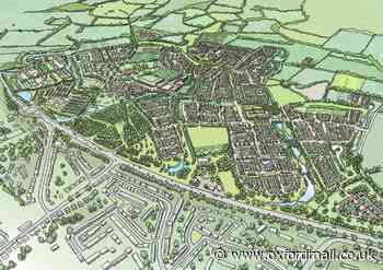 Plans for garden village near Eynsham submitted