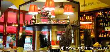 Cafe Rouge to close Oxford restaurant