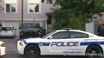 Two men taken into custody after hours-long standoff at Brampton home