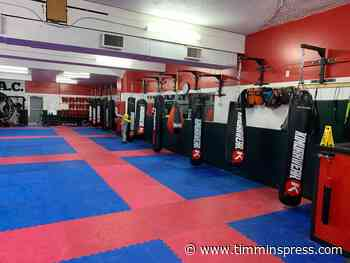 Martial arts studios preparing to re-open - Timmins Press