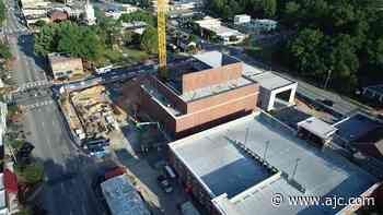 Construction on Lawrenceville arts continues despite pandemic - Atlanta Journal Constitution