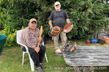 ARTS AROUND: Creative carvings on display at Rollin Art Centre - Alberni Valley News