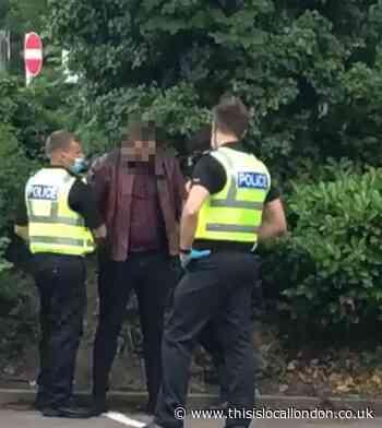 Mitcham man set up by paedophile hunters